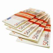 350 Euro Geld in wenigen Minuten auf dem Konto